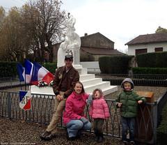 FR16 4173 Mirepoix, Ariège (Jour de l'Armistice) - Photo of Limbrassac