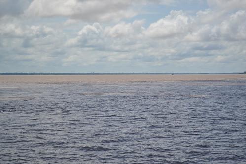 Rio Amazonas, Brasil