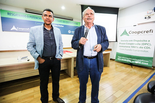 Coopcrefi promove seminário sobre cooperativismo