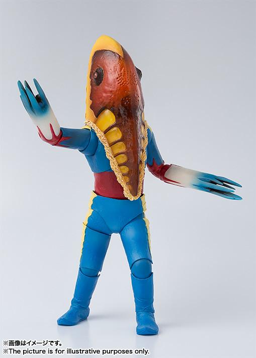 S.H.Figuarts 《超人力霸王》「幻覺宇宙人」梅特隆星人!メトロン星人