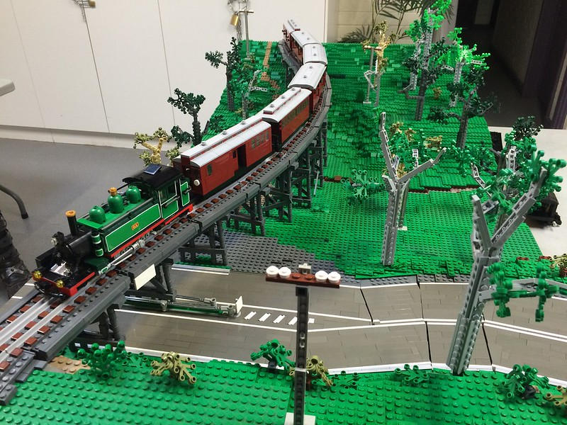 What LEGO train fans can learn from model railways ...