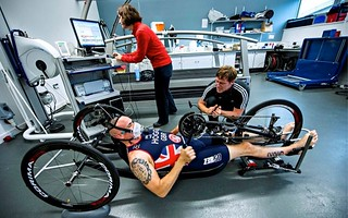 Britain's pioneering approach to elite paratriathlon training