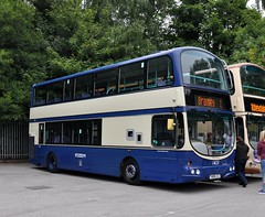 West Riding Bus Group : Sheffield Running Day.  Abbeydale, Sheffield.  30th August 2015