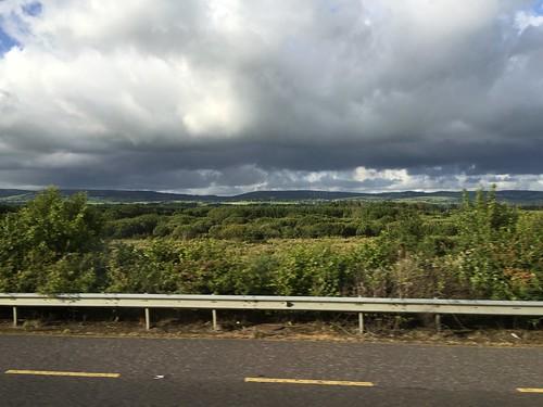 Yahoo! Weather Project—Ireland