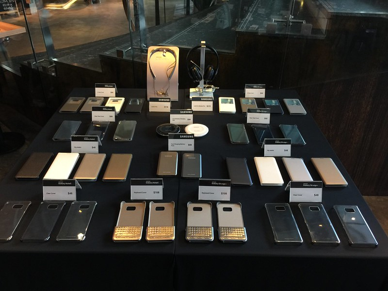 Samsung Galaxy Note 5/S6 edge+ Accessories