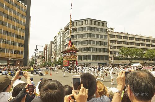 【写真】祭 : 祇園祭・山鉾巡行・前祭