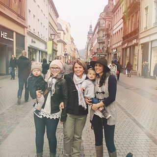 I've been looking forward to our girls day in Heidelberg ever since we booked our trip! It was the best! I have the sweetest mom and sister in the world, and Heidelberg has my heart!