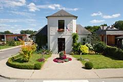 Mairie de Bois-l'Évêque