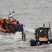 Clacton on Sea Lifeboat by Essex Explorer