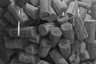 Monticello Vineyards - Corks