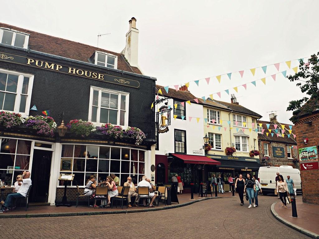 Brighton Town Bunting