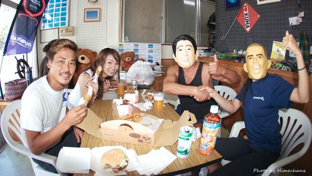 本日の集合写真♪ 2015/09/18