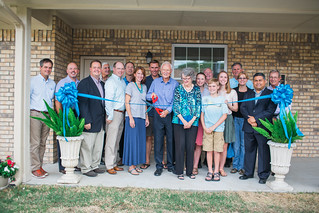 Grace Haven Ribbon Cutting