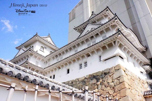 Japan - Himeji Castle 03