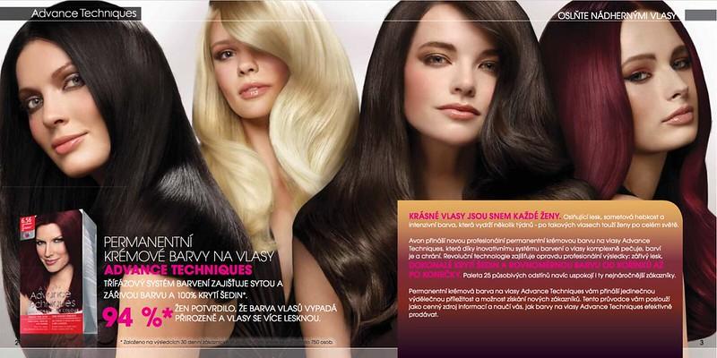"""Avon """"Překrásné vlasy"""""""