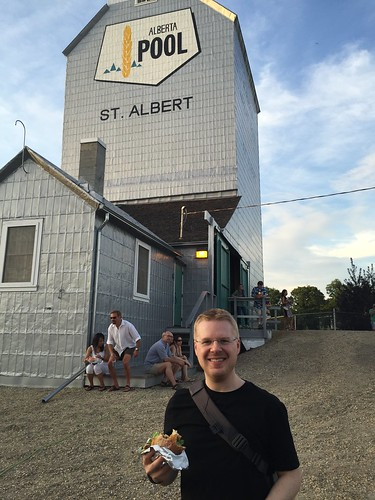 St. Albert Food Truck Event