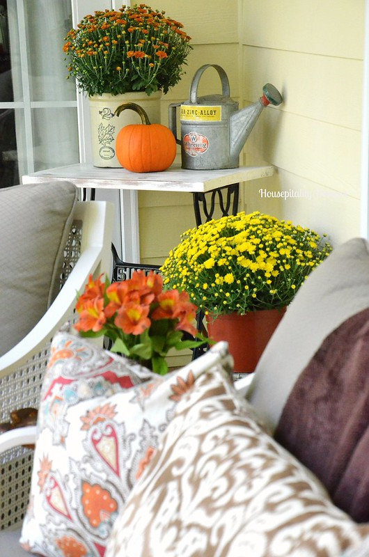 Fall Porch 2015 - Housepitality Designs