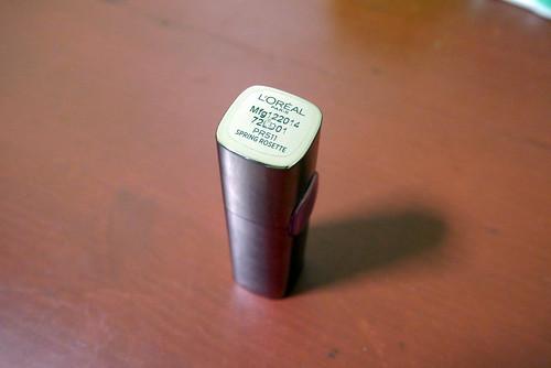 L'Oreal Color Riche Moist Matte Lipstick Spring Rosette 002