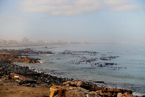 Port Nolloth, Northern Cape, RSA