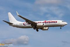 Carribean Airlines 737-800 9Y-MBJ