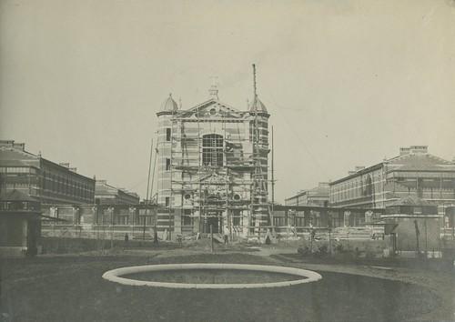 Voormalig militair hospitaal Antwerpen