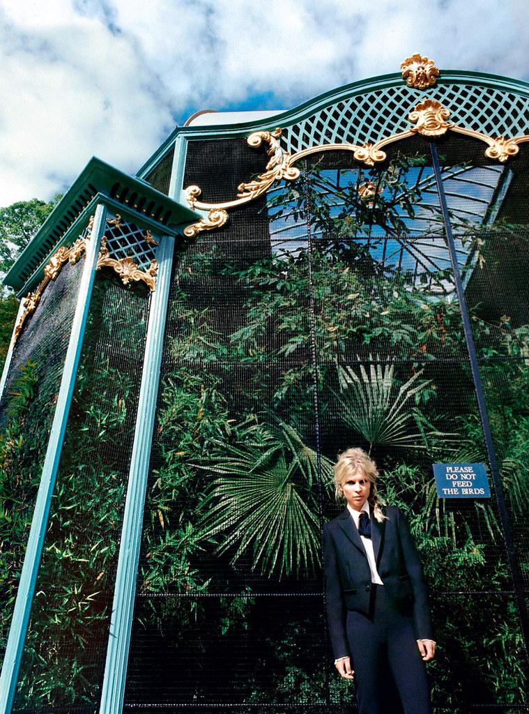 Клеманс Поэзи — Фотосессия для «Harper's Bazaar» UK 2015 – 5