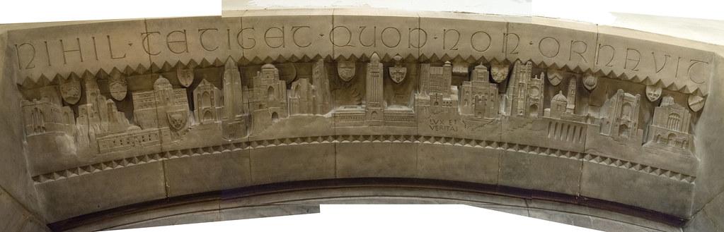 Goodhue Tomb   Church of the Intercession, Manhattan