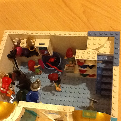 Lego minidoll costume shop