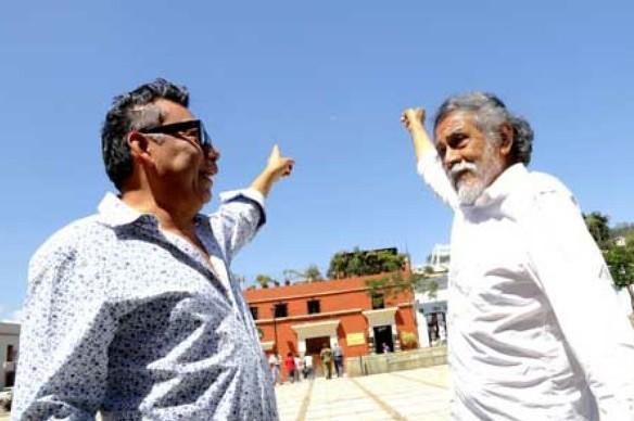 Toledo presenta queja ante CNDH contra el gobierno de Oaxaca