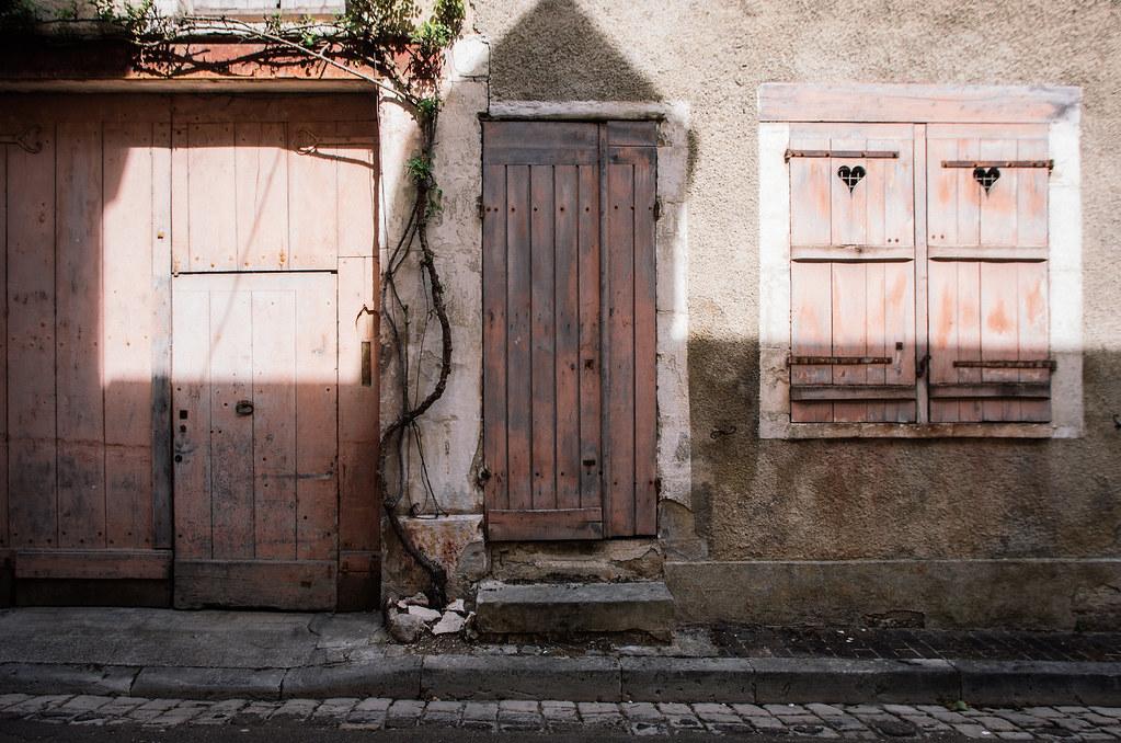 Balade gastronomique dans l'Yonne - La vigne est partout
