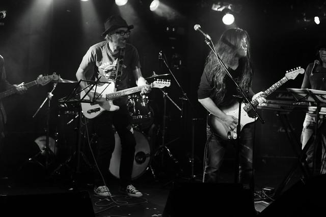 ファズの魔法使い live at 獅子王, Tokyo, 08 Oct 2015. 501