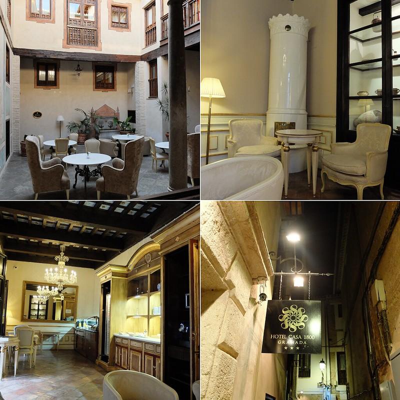 hotel casa 1800 montage