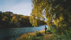 Autumn at Grenadier Pond