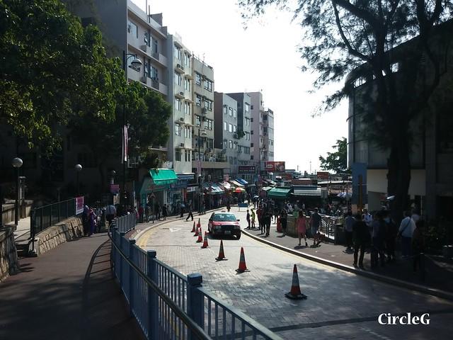 CIRCLEG 遊記 赤柱 美利樓 散步 赤柱市集 (7)