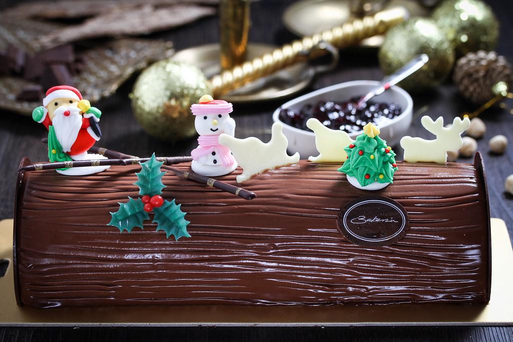烘焙-圣诞-巧克力-圣诞节