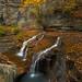 Buttermilk Creek Cascade by David M. Cobb