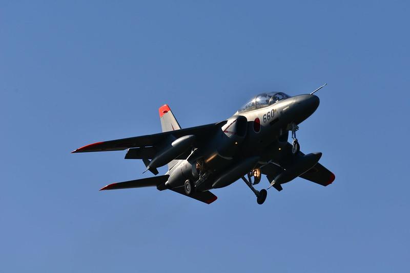 Kawasaki T-4 / 入間基地航空祭2015