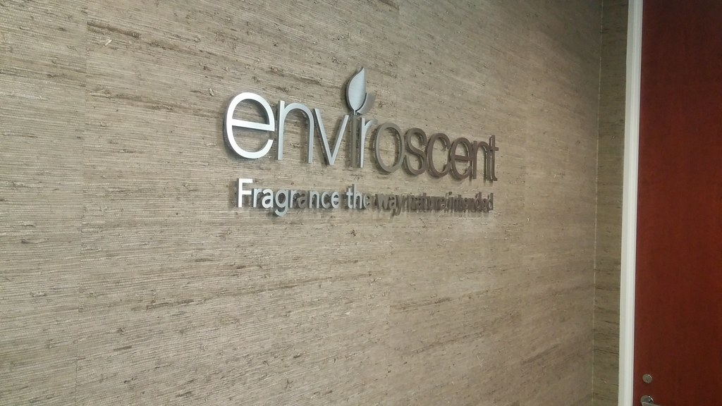 Stainless Steel Signs Amp Logos For Office Lobby Impact Signs