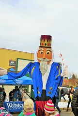 I Think He Is Supposed to Be a Nutcracker