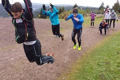 Devět dní v Oberhofu, na lyžích i na suchu. Junioři absolvovali pestré soustředění