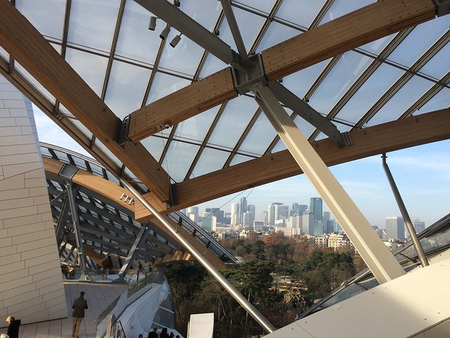 fondation Louis Vuitton, Thanksgiving