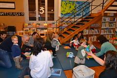 Bebencontros na Biblioteca Infantil e Xuvenil: 13-24 meses