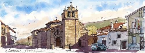 La Aldehuela. Ávila.
