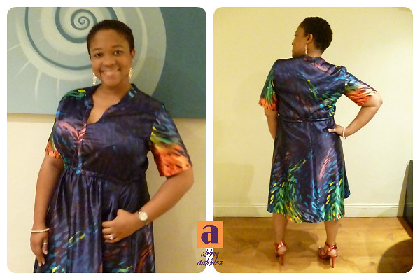 Birthday 3.3 Marigold Dress 03