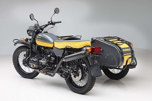 Ural Scrambler Limited Edition