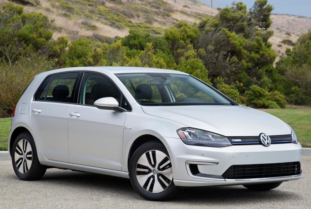Цена Volkswagen Golf VII в США от $18 000