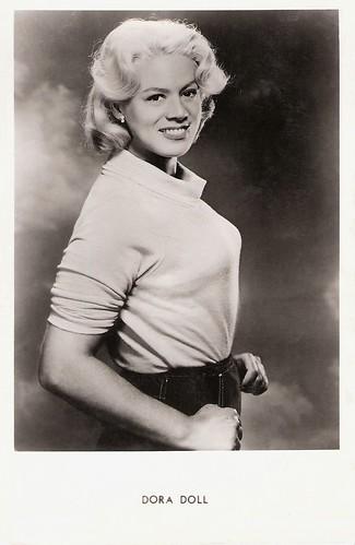 Dora Doll (1922-2015)