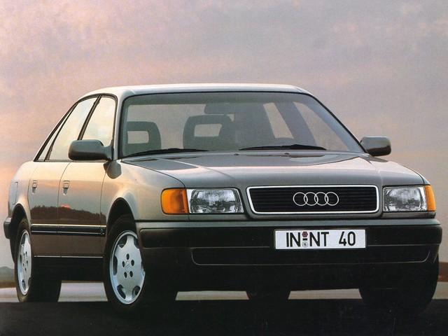 Седан Audi 100 C4. 1990 – 1994 годы