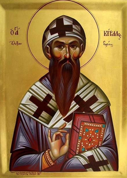 Sfantul Chirillos al Alexandriei 5