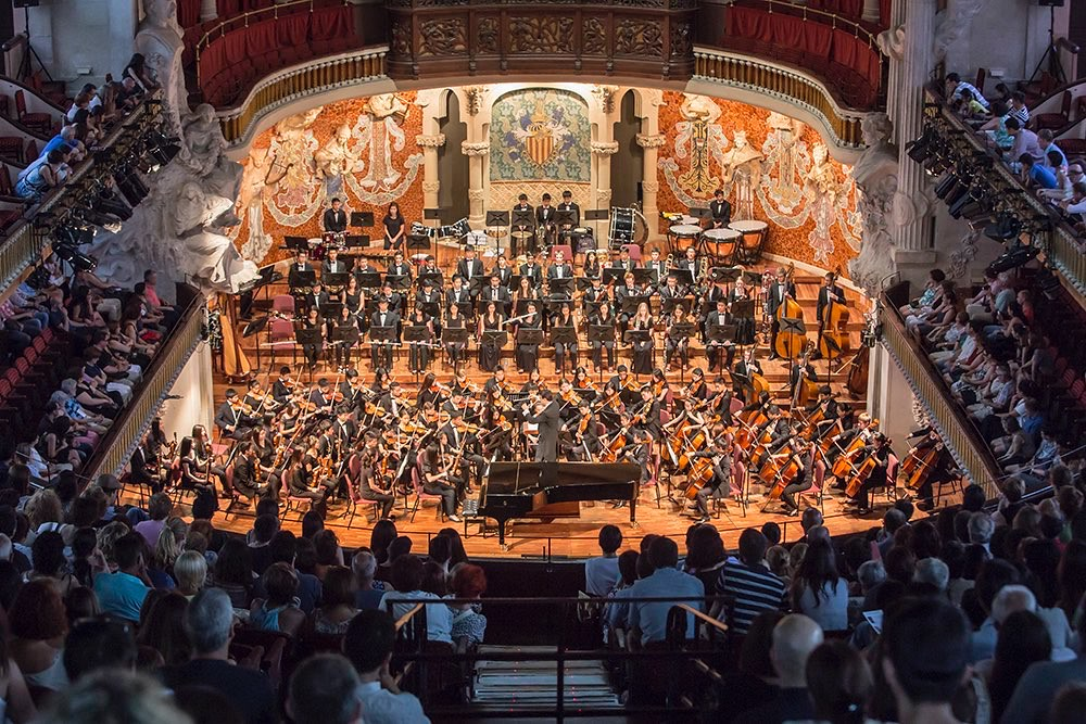 El Camino Youth Symphony 2015 Concert Tour of Spain